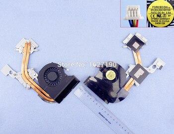 NEUE Original Laptop Lüfter für Acer aspire 4750 (Für Diskrete Video karte, kühlkörper) version 1 DFB601205M20T