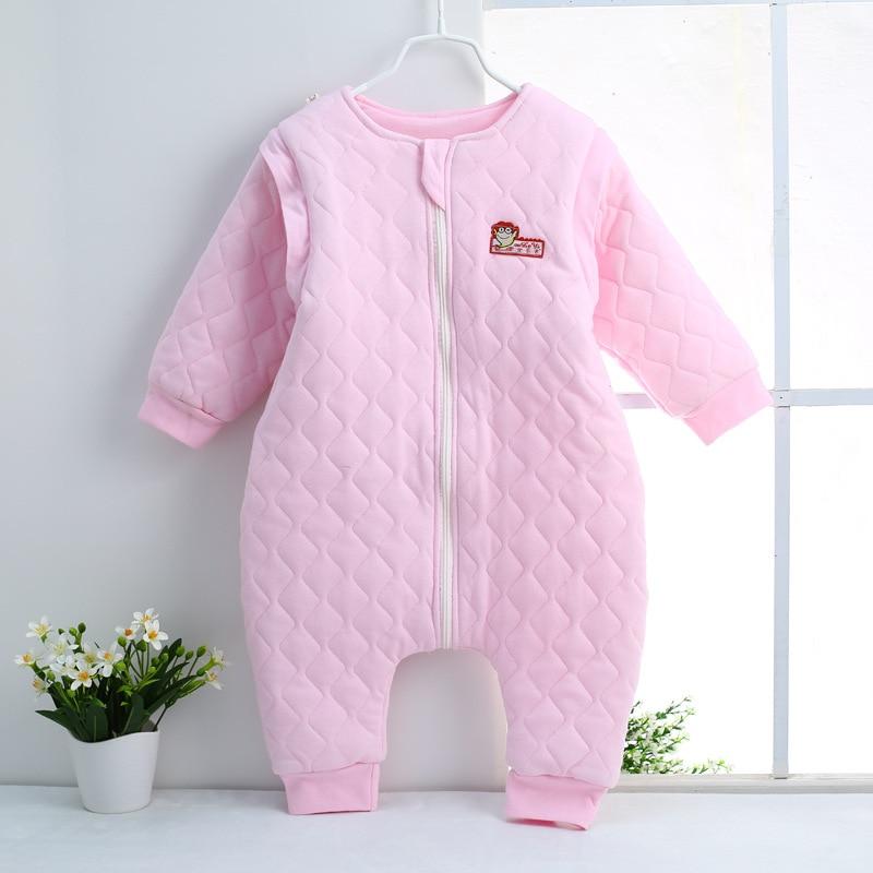2016 newborn Baby Unisex sleeping bag Infant Boys Girls Blanket Sleepers  Long Sleeve 0-3 year c1eb3e7d0