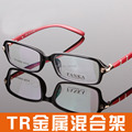 Moda gafas mujeres marco de las lentes gafas gafas de miopía vidrios del ojo las mujeres eyelgasses marco óptico gafas de grau