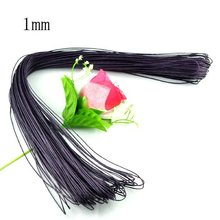 Best Quality 60M Wholesale Purple Waxed Cotton Necklace Rope Cord DIY Findings Jewelry Making 1mm(W01803 X 1)