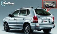 Cámara del coche Para Hyundai Tucson/JM 2004 ~ 2010 de Alta Calidad de Visión Trasera Copia de seguridad de la Cámara Para Los Fans de Top Gear Uso | CCD + RCA