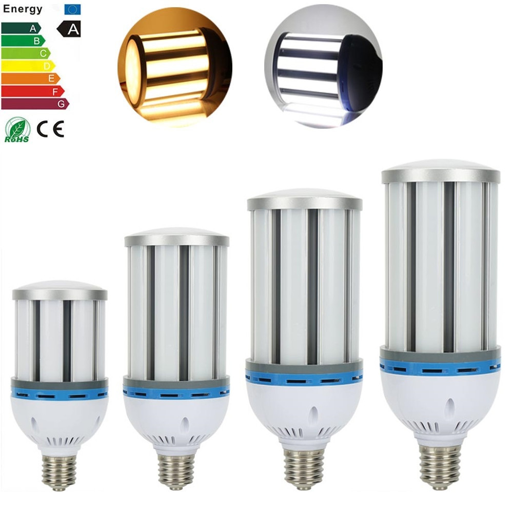 LED Corn Light 35W 45W 55W 65W LED Lamp Bulb E27 E40 Corn Lighting Warm White/Cold White AC85-265V SMD5730 Fixture Replacement цены онлайн
