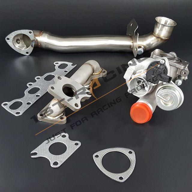 Billet 66 F21m Turbo Manifold Down Pipe For Mini Cooper S Jcw
