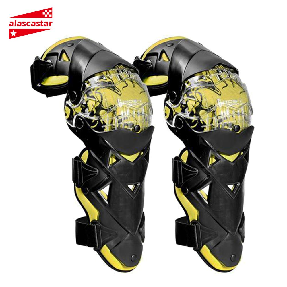 Nova motocicleta protetor de joelho proteção motocross protetor almofadas joelheiras moto joelheiras joelheiras joelheiras
