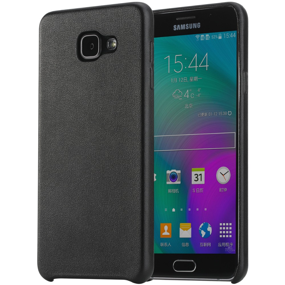 the best attitude 42b88 fa659 US $6.99 |for Samsung Galaxy A5 A510F Case Cover Leather Shell ROCK Touch  Series for Galaxy A5 2016 Only Cell Phone Cases Shell on Aliexpress.com |  ...