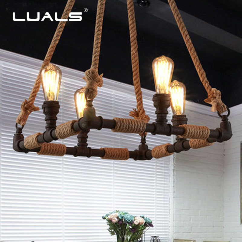 Buy Industrial Style Pendant Lamp And Wall Light At Lifeix: Aliexpress.com : Buy Water Pipe Pendant Lights Industrial