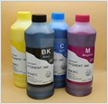 1L Compatible refill Pigment printing ink for Canon  Inkjet Printer - C M Y BK 4 color