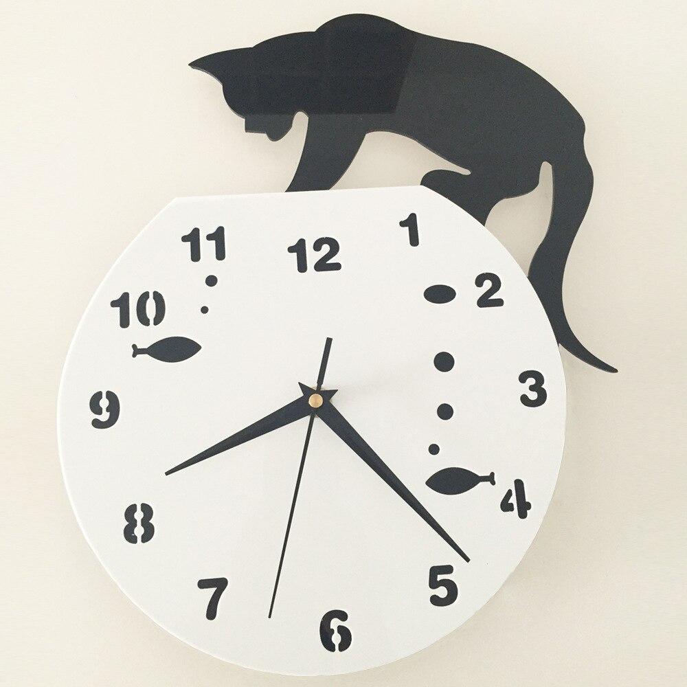 Aliexpress Buy New Creative Diy Quartz Wall Clock Sitting Room