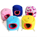 Cute Mini Pet House Couch Hedgehog Hammock House Small Animal Bird Parrot Hamster Pet Cage Kennel Toys