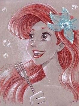 Fairy & Mermaid