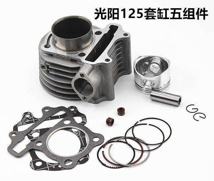 Online Shop Barrel Cylinder Piston Kit For Gy6 152qmi 125cc 4 Stroke