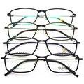 Exceder de luz de tungsteno de acero titanium plástico montura de gafas señora de alta hombre miopía gafas de marco miopía marco de imagen óptico
