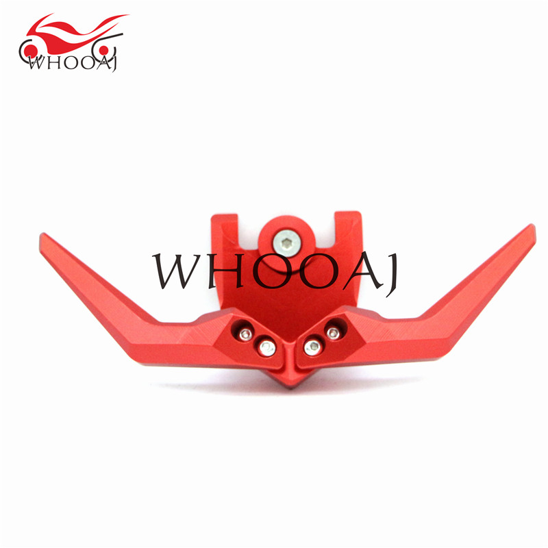 For Kawasaki ZX300R Ninja 300 13 16 Z300 15 16 CNC Aluminum Alloy Motorcycle Rear Grab