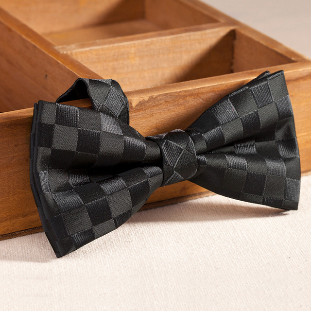 high quality 2017 brand new bow tie for men formal butterfly tie
