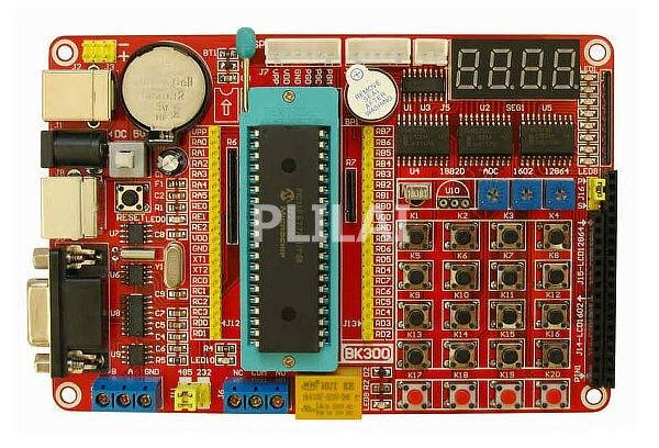 5 Pcs/Lot PIC16F877A PIC Development Board programmer BK300