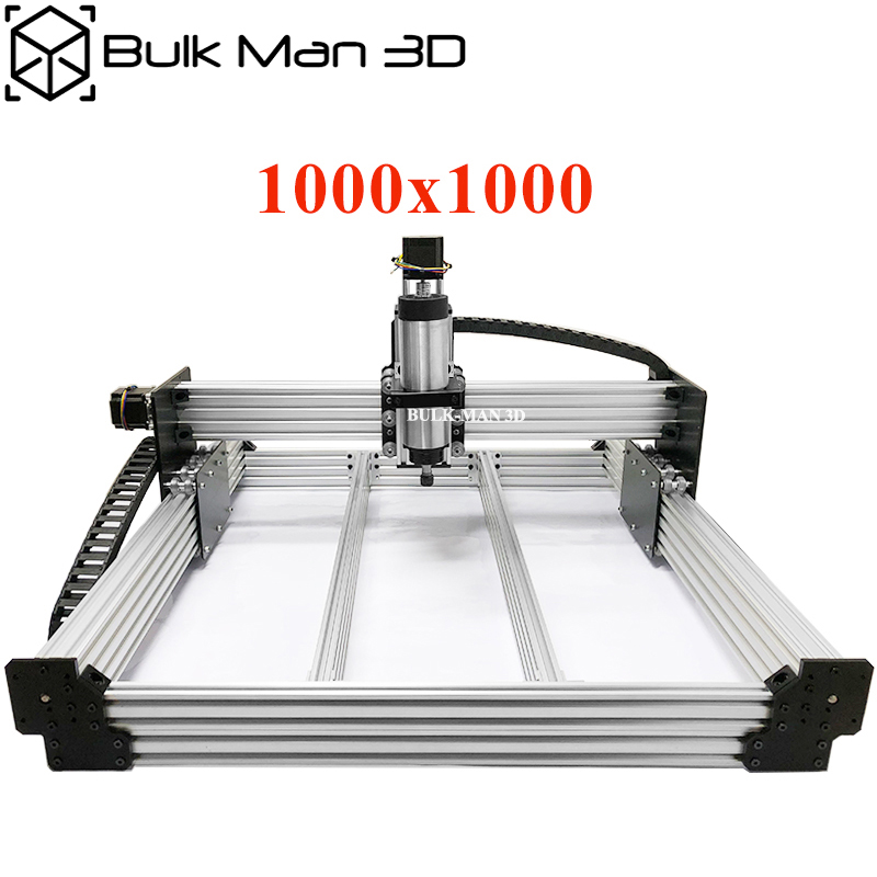40x40 Inch WorkBee CNC Router Machine Complete Kit 4Axis Wood Working CNC Engraving Milling Machine DIY