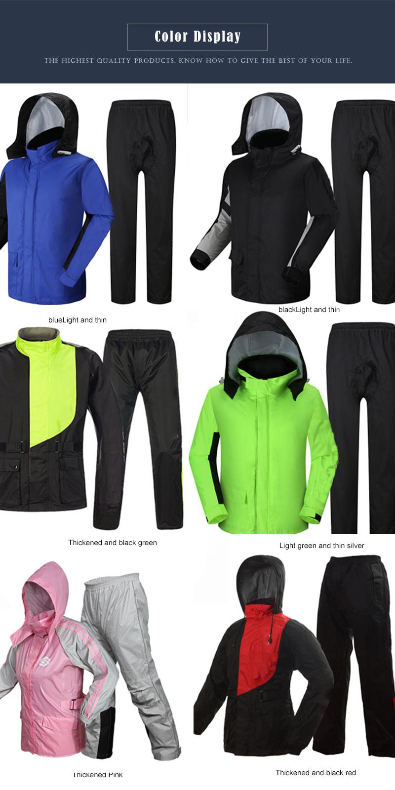 Raincoats  (4)