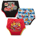 3Pcs/lot Cartoon Baby Waterproof Underpants Girls Boys Panties Training Pant Diaper Reusable Kid Briefs Underwear Nappies