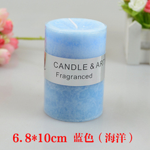 1Pcs Snowflakes candles Aromatherapy smokeless candles Aromatherapy essential oil Wedding candles romantic scented candles