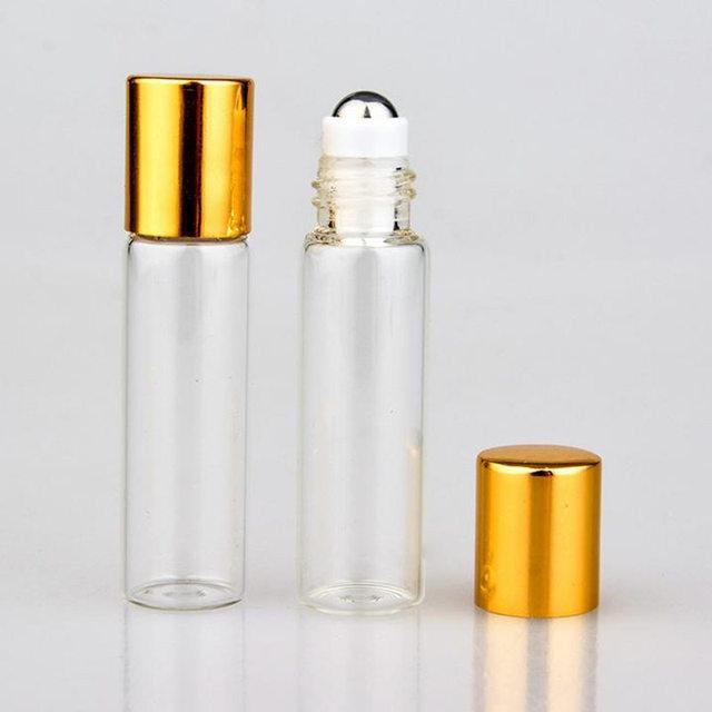Gut bekannt 5 ml Vide Roll on Bouteille De Parfum Flacons Rechargeable Capsule  XK42