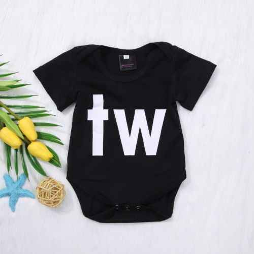 6365f8694 Detail Feedback Questions about 2018 New Style Twins Baby Girls Boys ...