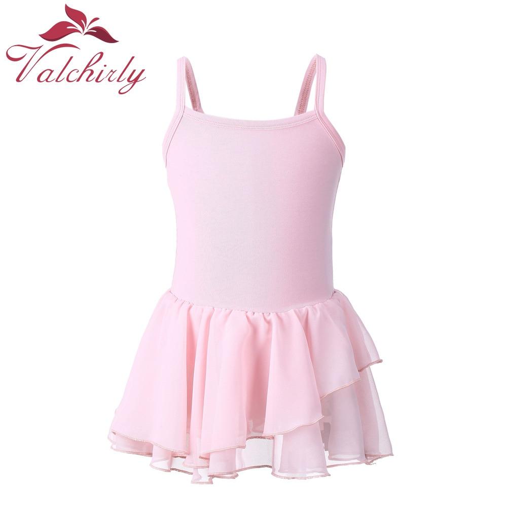 Camisole Ballet Leotards For Girls Ballet Dance Dancewear Gymnastics Leotard Dress