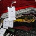 Multicolor Moda de Nova Hot Sale Sólidos Tassel Pashmina Cashmere Mulheres Cachecóis Moda Inverno Quente Cachecol Cobertor
