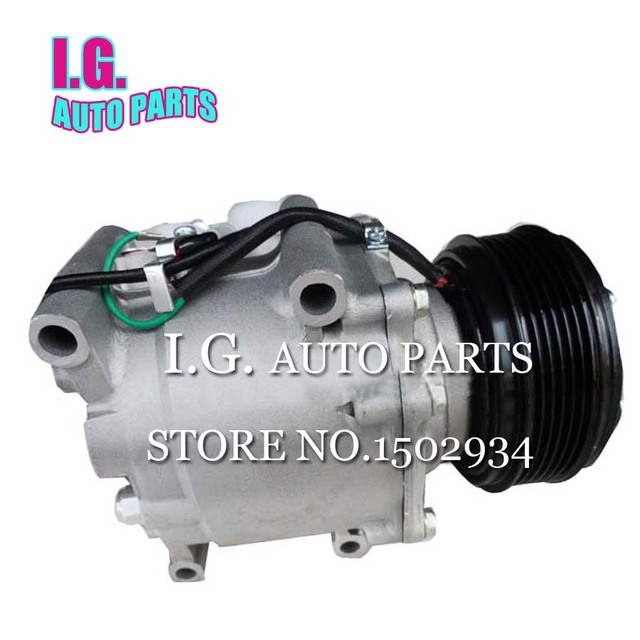 AUTO AC COMPRESSOR TRS090 FOR CAR DODGE CARAVAN II FOR CAR CHRYSLER VOYAGER/STRATUS 4596135 4677341B 459666AA 4596367AA 4677341
