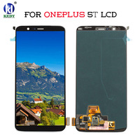 Super Amoled LCD Display For OnePlus 5T With Touch Screen Panel Digitizer Assembly For One Plus
