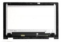 Для Dell Inspiron 13 7000 7347 7348 7359 P57G LTN133HL03 201 NV133FHM N45 полный ЖК дисплей Дисплей Touch установка преобразователя экрана + ободок