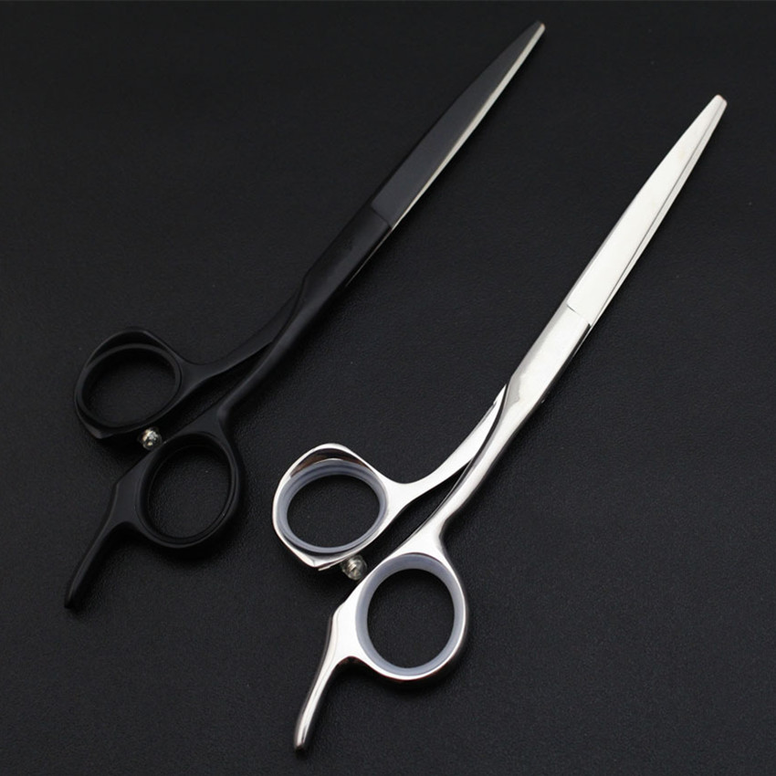 Professional High Quality Japan 440c 5.5 & 6 & 6.5 Inch Hair Scissors Shears Salon Cutting Scissor Barber Hairdressing Scissors