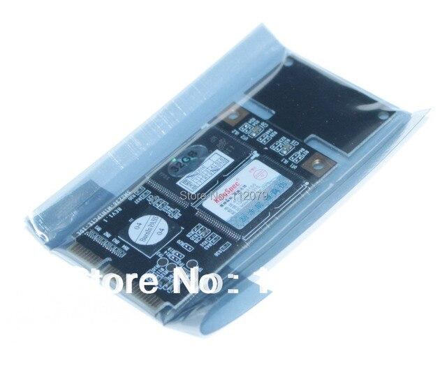 PATA/IDE Mini-PCIE KingSpec SSD 32GB (KSM-PMP.16-032MS) Hard Disk  For DELL Mini9 Inspiron Mini910 DELL Mini9  vostro A90
