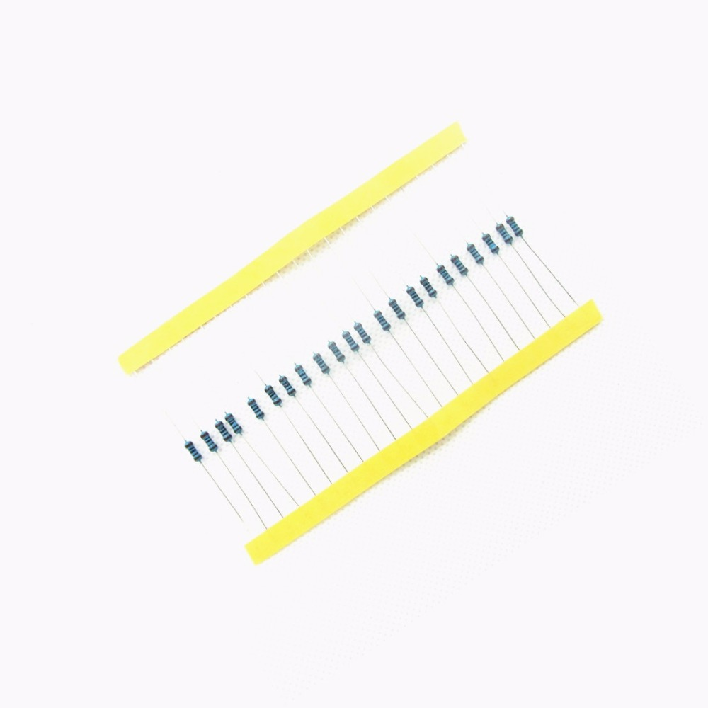50pcs RoHS Lead Free Metal Film Resistor 1W Watts 15 K ohm 15KR 1% Tolerance Precision a4 grid lines cutting mat craft card fabric leather paper board 30 22cm