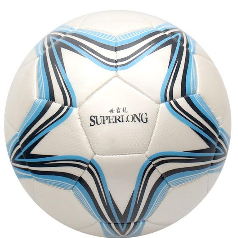 Promotion formation ballon de football pour ligue des Champions balle de haute qualité Football sport formation PU football taille 5 #