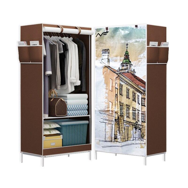 Armario combinación de reforzado armario paño plegado fácil acero ...