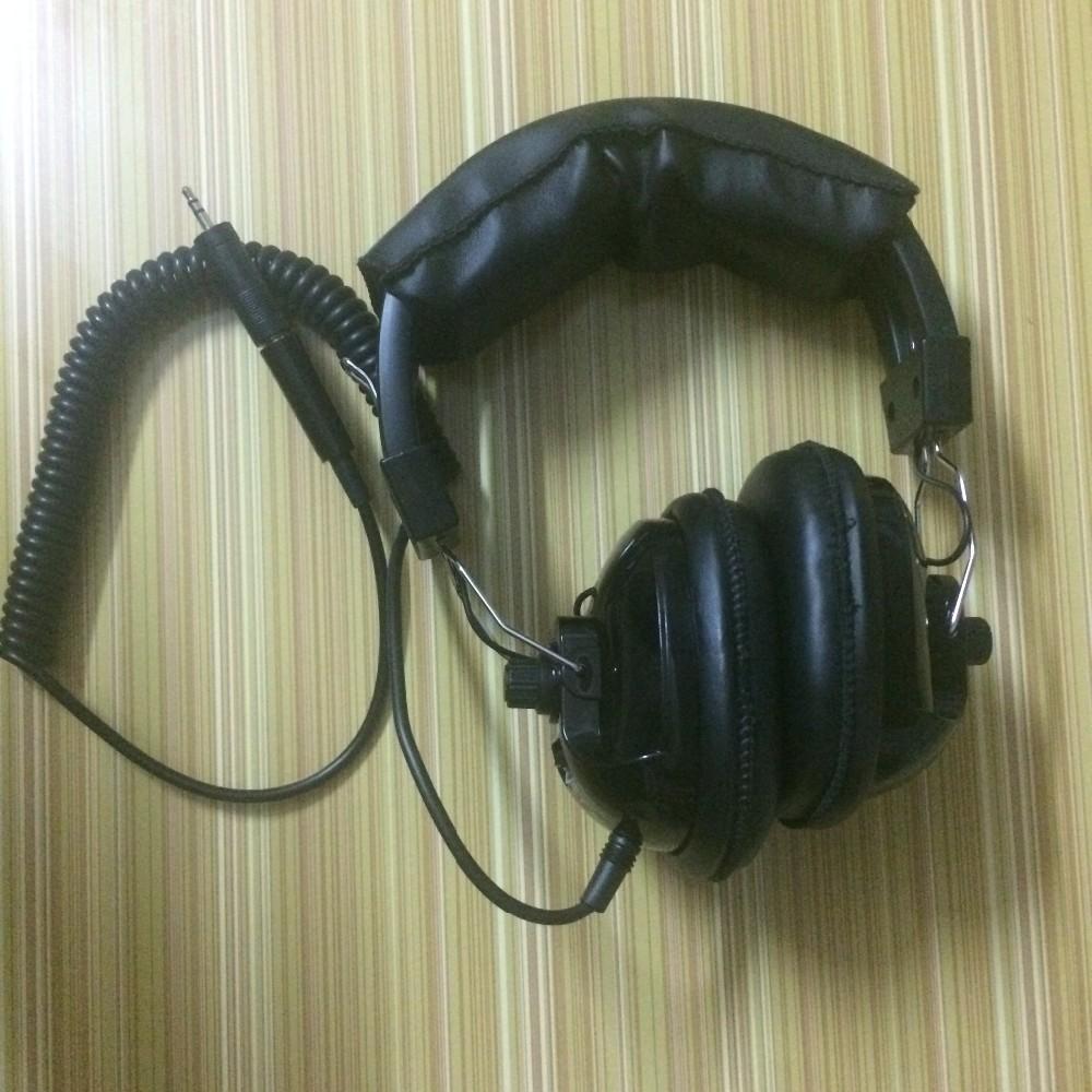 underground metal detector Dedicated Headphone gold silver finder special headphone 2