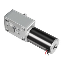 UXCELL(R) 1Pcs DC 12V 250RPM 8mm Shaft Worm Gear Motor High Torque Speed Reduce Turbine Electric Power More Parameters Available цены