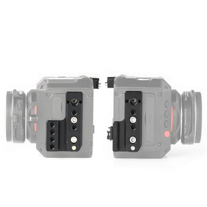 Image 3 - SmallRig כלוב עבור Z מצלמת E2 מצלמה כלוב עם למעלה צלחת/צלחת תחתונה/צד צלחת/עדשת תמיכה/USB/HDMI כבל מהדק כלוב ערכת 2264
