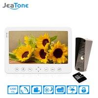 1 Doorphone Camera To 1 Monitor 32G SD Card 7 Inch Home Security Intercom Kit Video