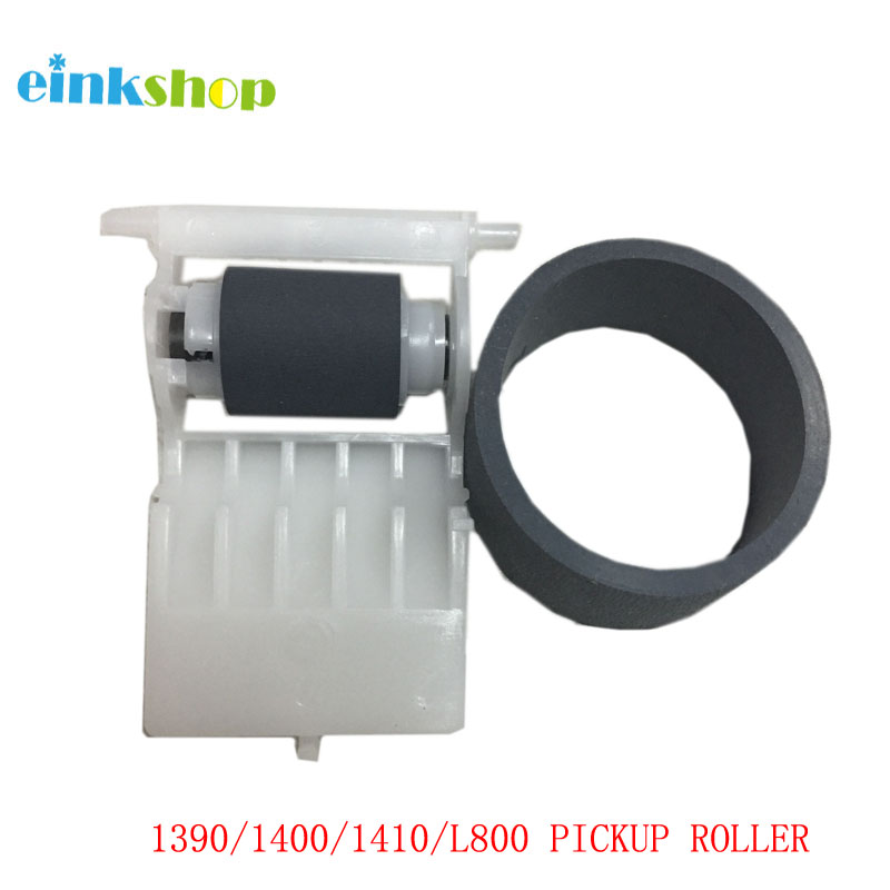 Einshop Sub Assy Pickup Roller para Epson B1100 1390 T1100 L1300 ME1100 R1800 2000 Impressora de 1410 1900 1800 1400 1430