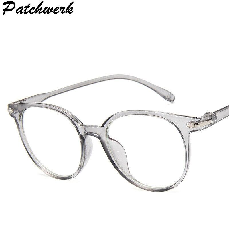 mejor autentico 4f408 20464 € 1.39 |Gafas transparentes de moda coreana marco Anti luz azul gafas  falsas para mujer gafas ópticas rosadas marco transparente Oculos-in Las  mujeres ...