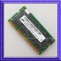 Микрон 1 ГБ PC3200 DDR400 ddr1 SODIMM 200PIN 400 МГЦ ПАМЯТИ Ноутбука 1 Г 200-контактный SO-DIMM ОПЕРАТИВНОЙ ПАМЯТИ DDR Ноутбук ПАМЯТИ Бесплатная Доставка