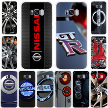 Cool NISSAN Car logo SOFT TPU phone case for Samsung Galaxy S105G S10plus S10lite S9 S9plus Note9 Note8 S8 S8Plus S7edge S6edge(China)