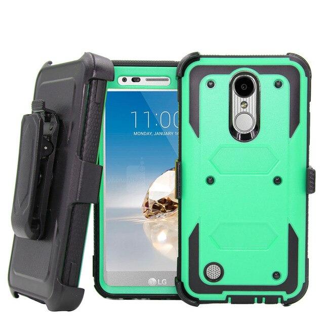 Teal Phone case lg k20 5c64f482953a7