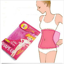 New Arrival Sauna Slimming Belt Waist Wrap Shaper Burn Fat Cellulite Belly Lose