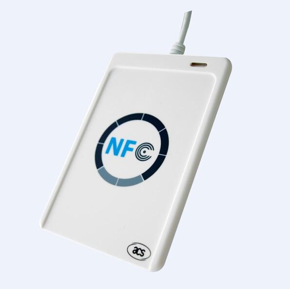 ACR122U USB NFC Reader contactless smart card reader plug-and-play USB device usb smart card reader