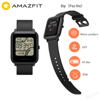 Xiaomi Huami Amazfit Bip Youth Edition (Pace Lite) Men Women Smart Watch Bluetooth 4.0 GPS Heart Rate 45 Days Standby IP68