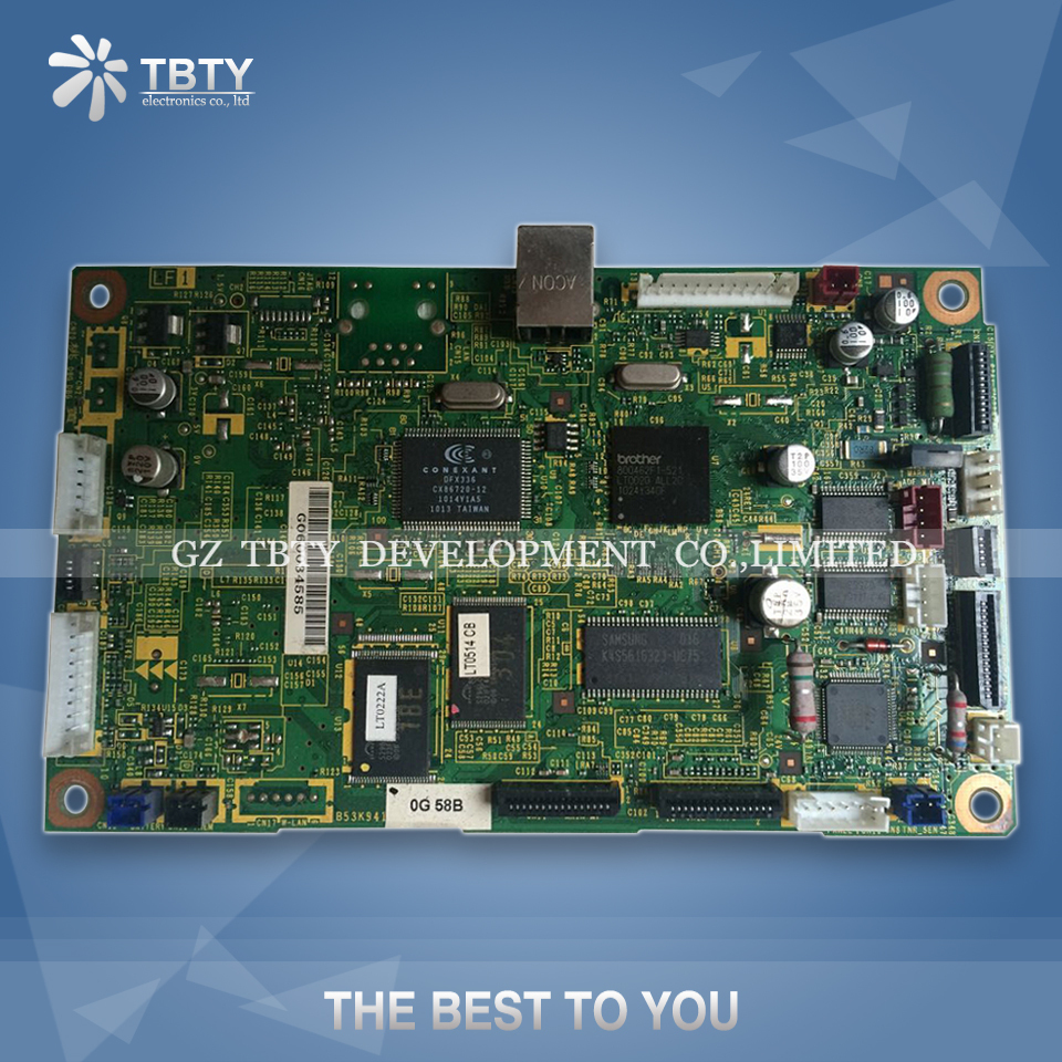 100% Test Main Board For Brother MFC 7450 MFC7450 7450F MFC-7450 Formatter Board Mainboard On Sale main board for brother mfc 7840n mfc 7840 mfc 7840 7840n formatter board mainboard