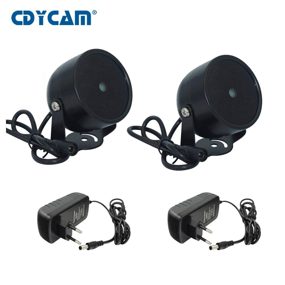 CCTV светодиодный S 850nm 4 Массив ИК светодиодный осветитель Светильник ИК инфракрасный металлический водонепроницаемый Ночное видение CCTV зап...