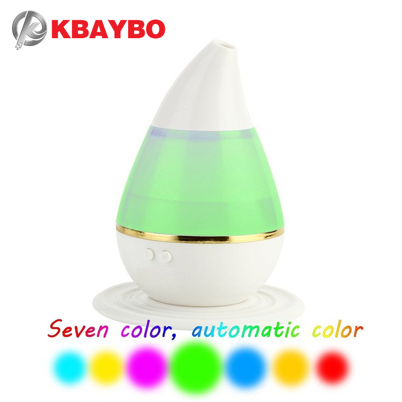 Mini Ultrasonic Humidifier USB Humidifier Car Aromatherapy Essential Oil Diffuser Atomizer <font><b>Air</b></font> Purifier Mist Maker Fogger